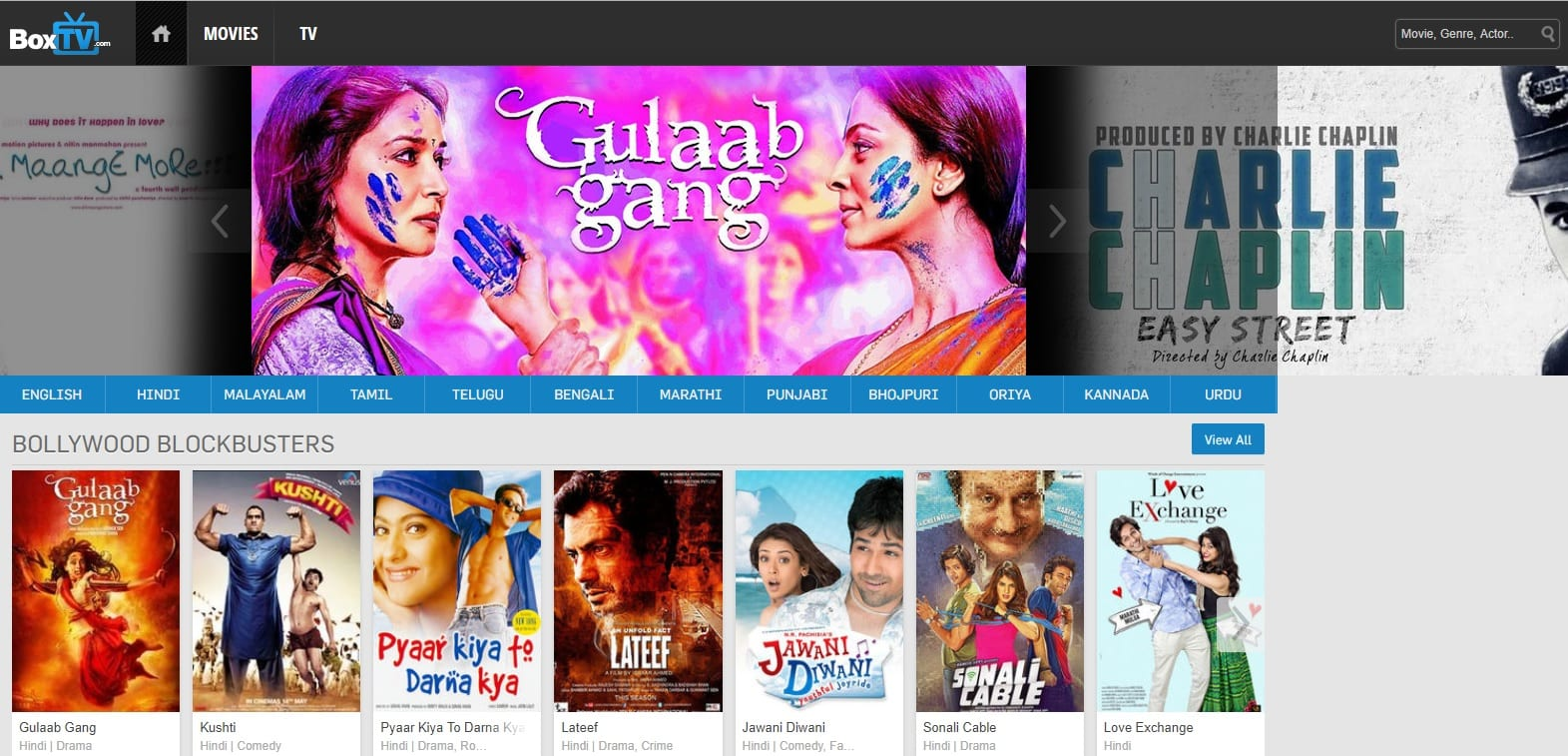 Best online sites for watching hindi movies