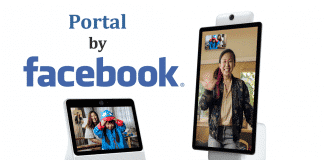 "Facebook announces AI-powered video calling device ""Portal"""