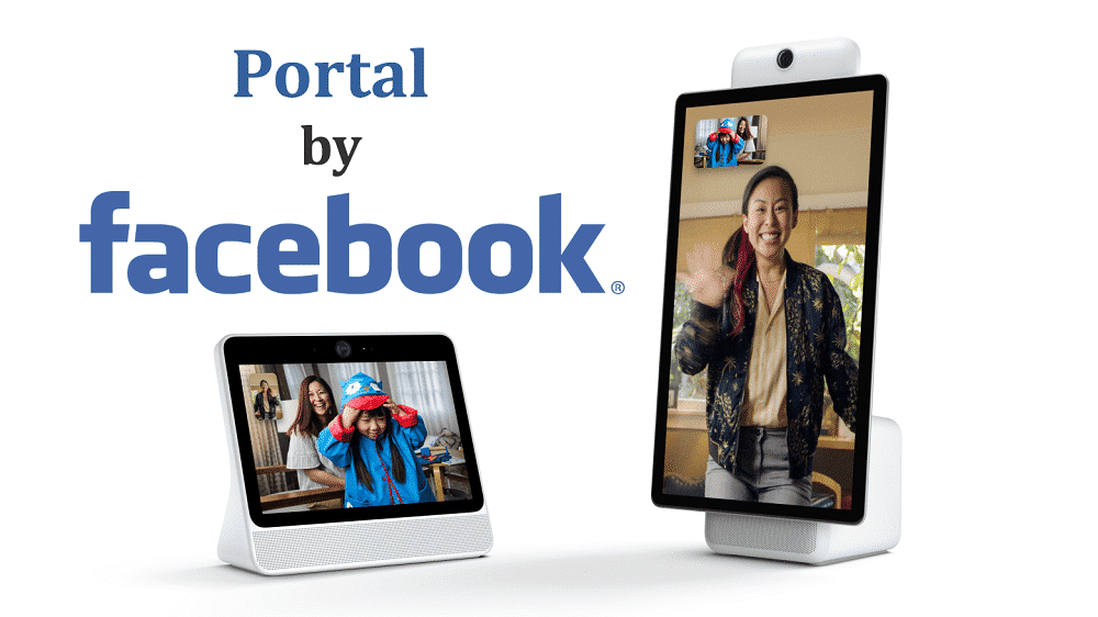 "Facebook announces AI-powered video calling device ""Portal"""