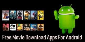 Free Movie Download Apps