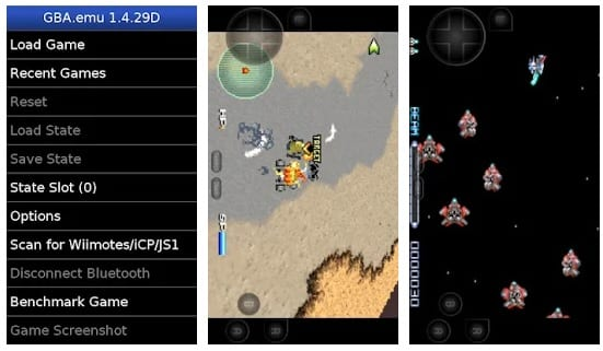 gba games emulator for android