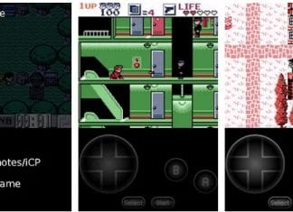 GBU emulator for Windows and Android