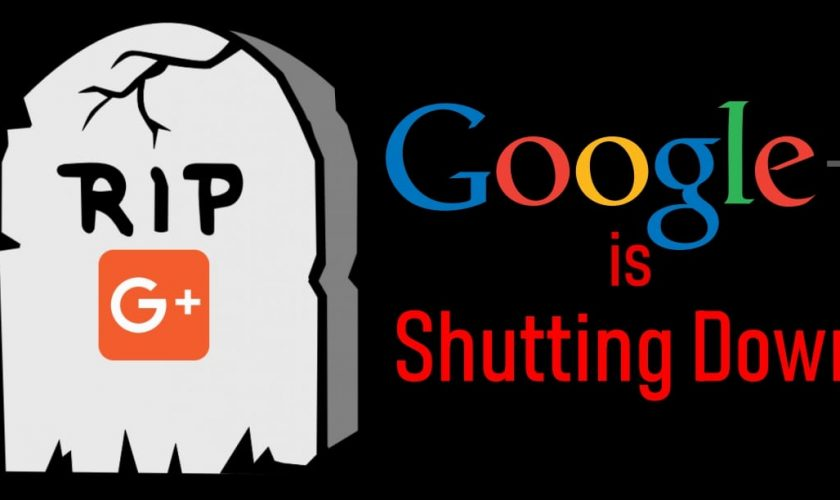 Google+ Is Shutting Down Following Security Breach