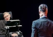 Stephen Hawking's final fear : A Terrifying Master Race Of Superhumans