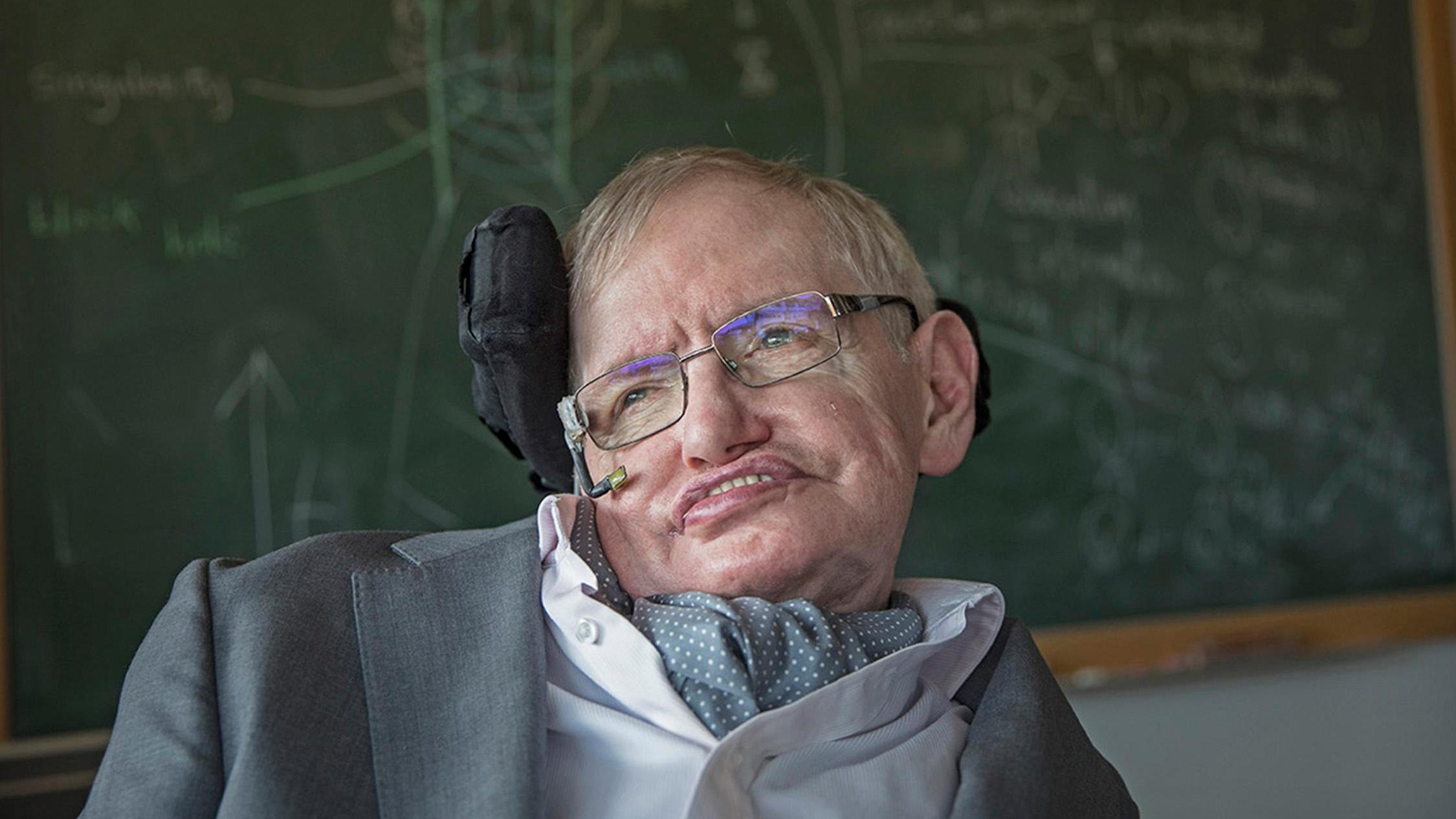 'There is NO GOD' Stephen Hawking's final revelation of the afterlife REVEALED
