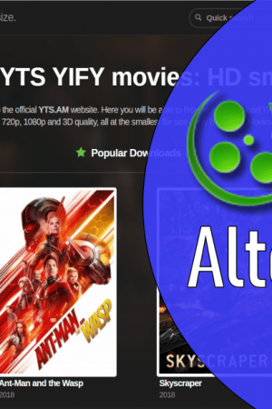 Yify Torrents Alternatives- Best Yts like site to download movies