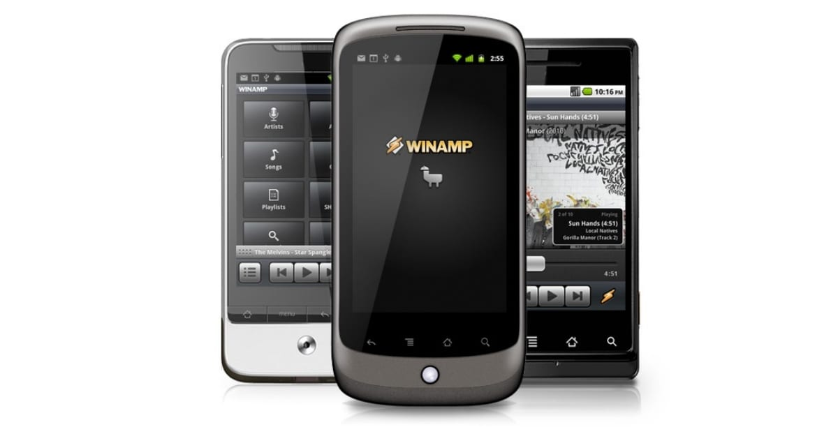 Winamp to make a comeback as a mobile app in 2019