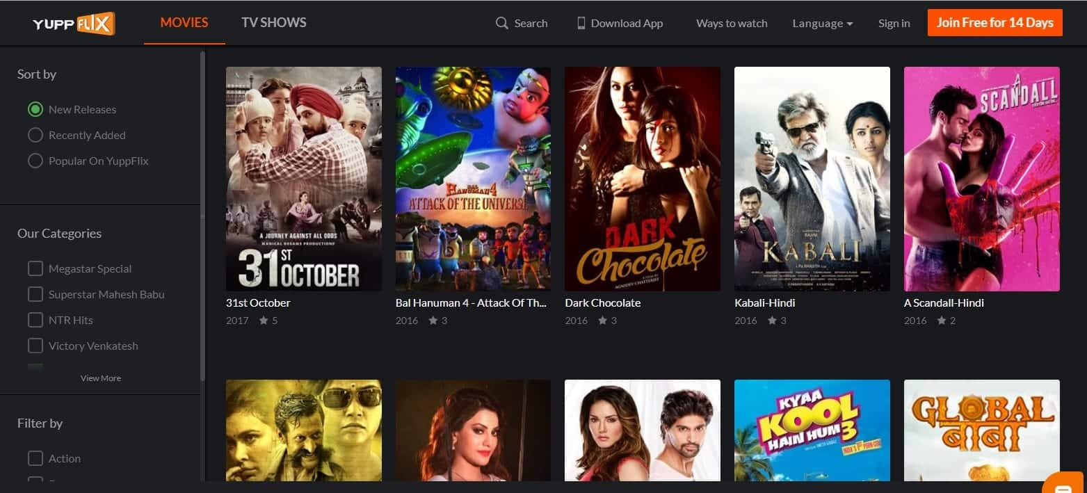 bollywood movies list 2018 free download