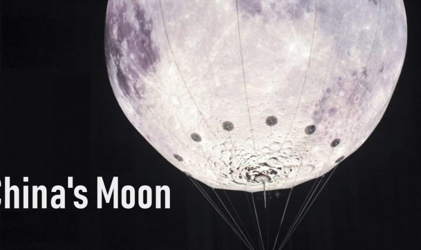 """China plans to launch an """"artificial moon"""" to replace street lights"""