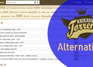 Kickass Torrents Alternatives- 2018 | Sites Like KAT (Working)