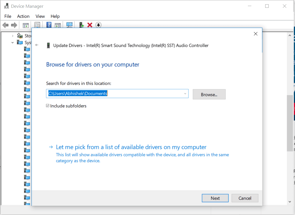 How to fix No Audio Output Device Is Installed error In Windows 10- step 5
