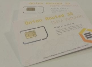 This Tor Enabled Sim Card Will Keep Your Communication Anonymous