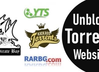 How To Unblock Torrent Sites