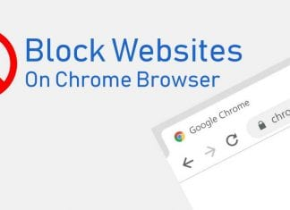How to Block Websites On Chrome Browser