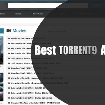 Best Torrent9 Alternativesl