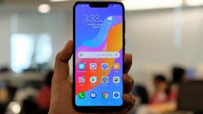 Huawei is testing Google's Fuchsia OS