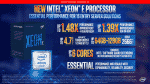 Intel Launches 48-Core Cascade Lake EP, Xeon E-2100 Processors