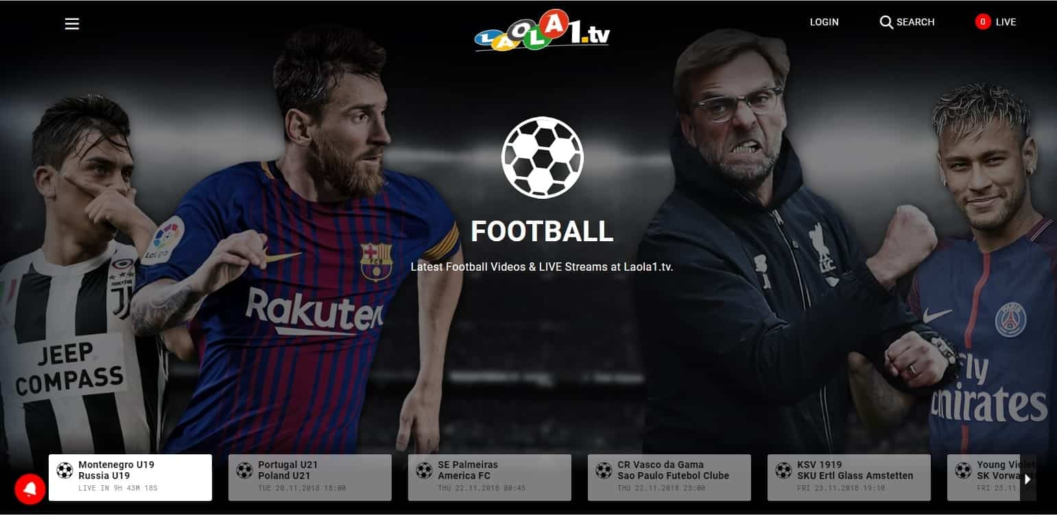 Top 20 Best free websites to watch Live Soccer TV in …
