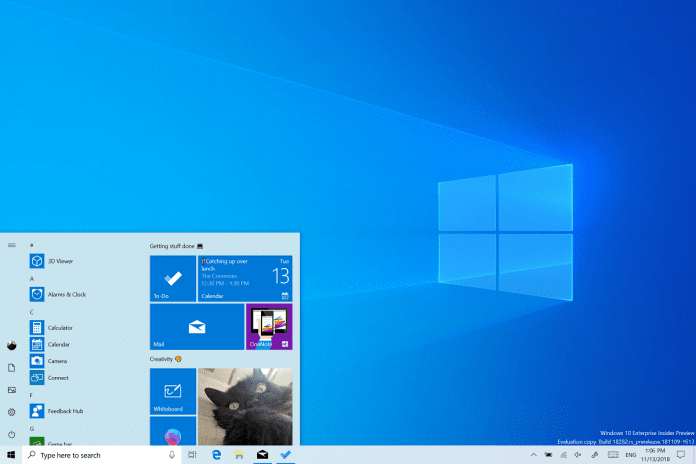 Microsoft Releases The New Light Theme In Windows 10