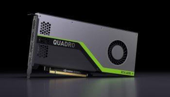 NVIDIA unveils the Quadro RTX 4000 GPU