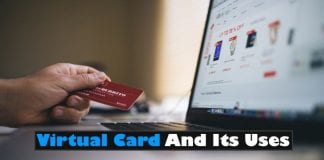 Virtual Card And Its Uses