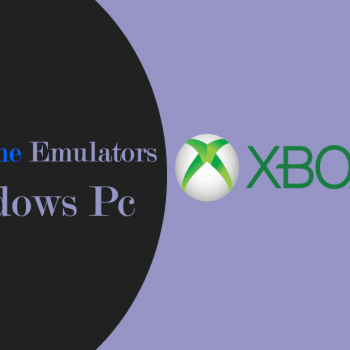 Xbox One Emulators for Windows Pc