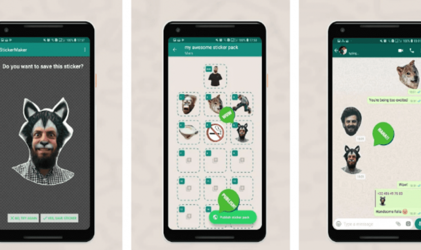 How to create your own WhatsApp stickers on Android smartphones