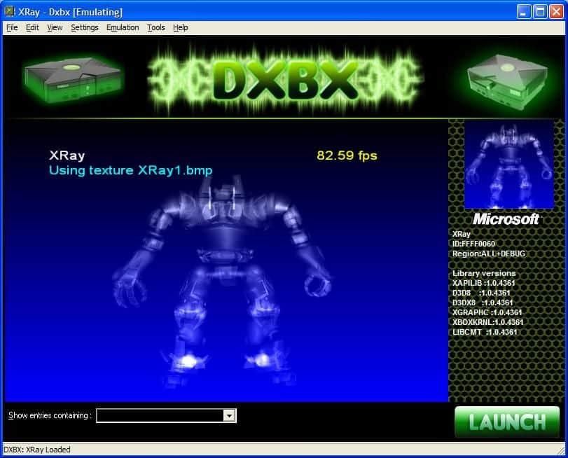 descargar emulador cxbx para windows 7