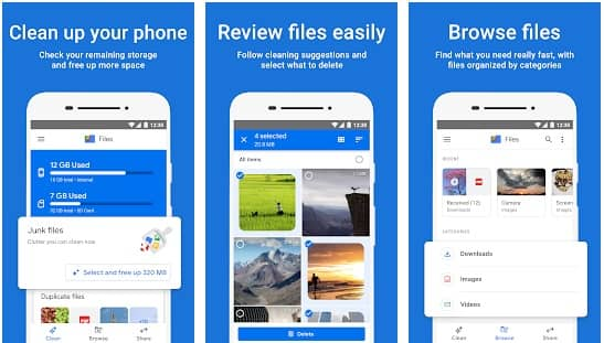 - Files - 10 Of The Best Free Android Apps You Should Check Out for 2019