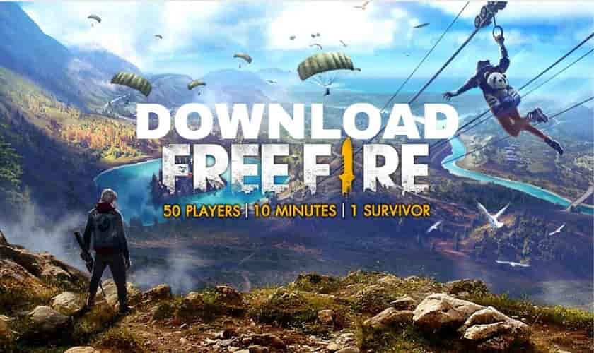 Free Fire PC Download Free [With Download Links] -100% working