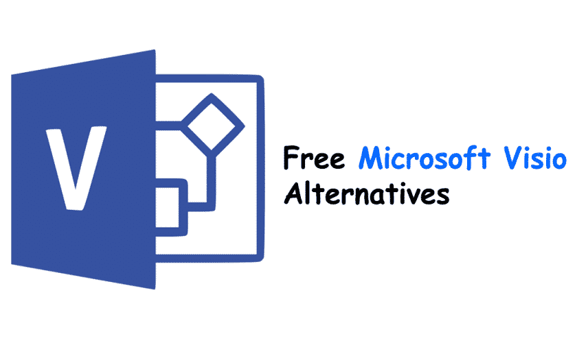 12 Best free Microsoft Visio Alternatives 2018