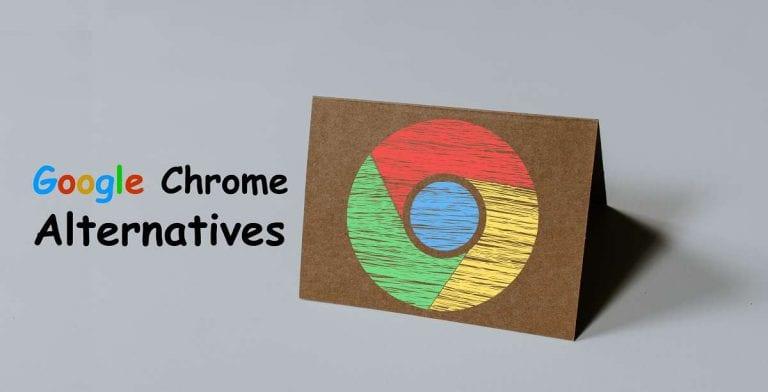 10 Best Google Chrome Alternatives