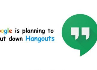 Google is planning to shut down Hangouts