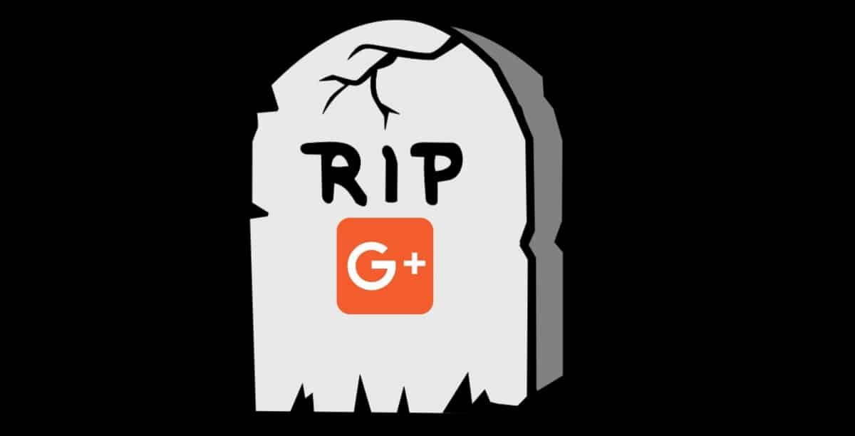 Google decides to kill off Google+ earlier than planned