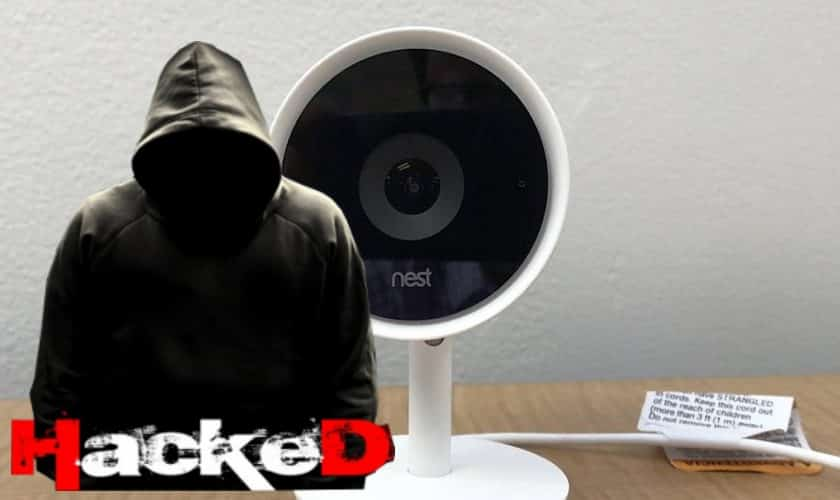 Hacker talks to an Arizona man through his internet security camera