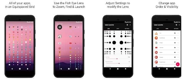 - Lens Launcher - 10 Of The Best Free Android Apps You Should Check Out for 2019