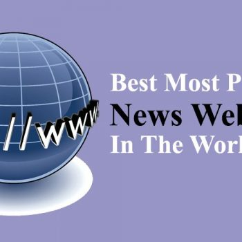 Most Popular News Websites in the world
