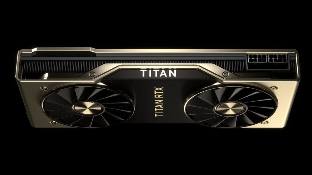 NVIDIA unveils Turing-powered TITAN RTX graphics card