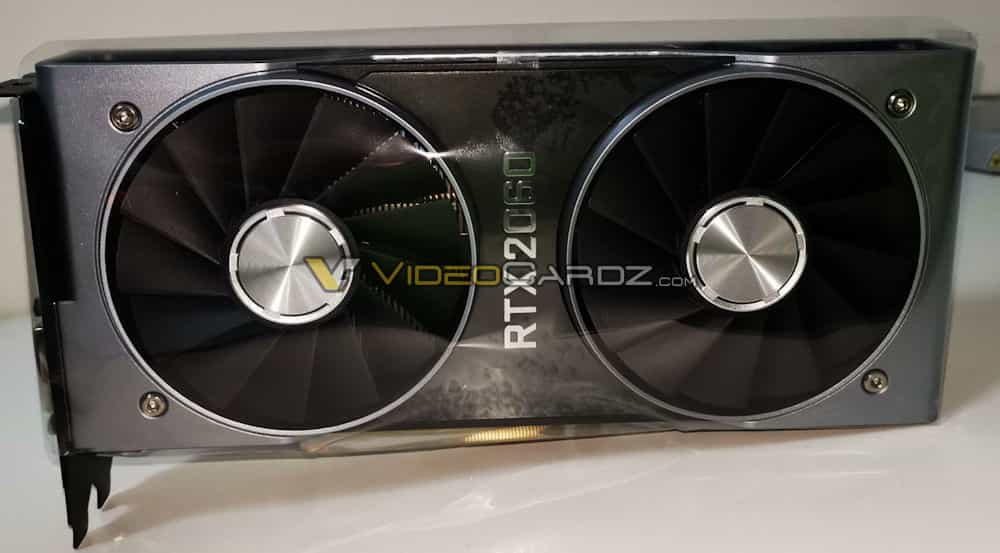 - Nvidia GeForce RTX 2060 - Nvidia GeForce RTX 2060 Might Be Announced in January 2019