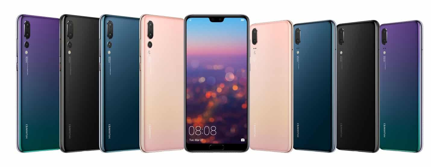 - P20 - Huawei Might Surpass Apple To Become Second Largest Smartphone Vendor In 2019