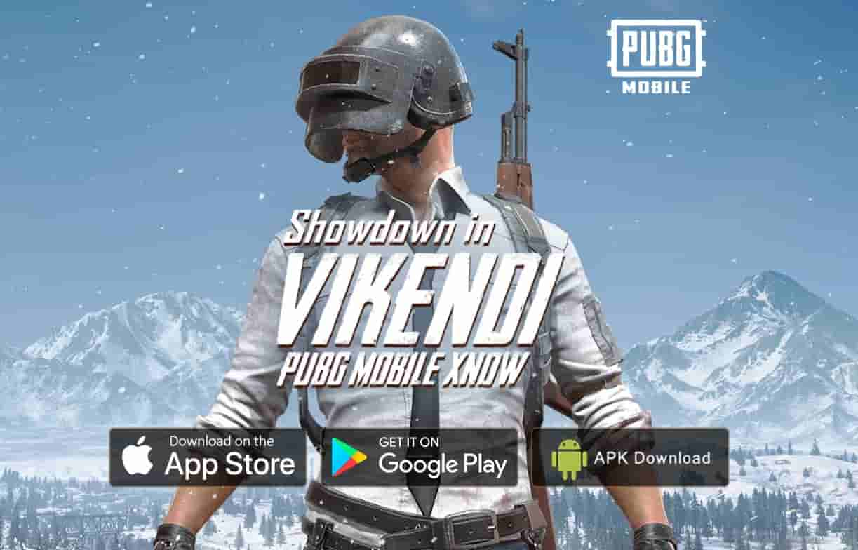 Pubg Mobile Internet Error Message On Android Ios: PUBG Mobile Gets Vikendi Snow Map For Android And IOS