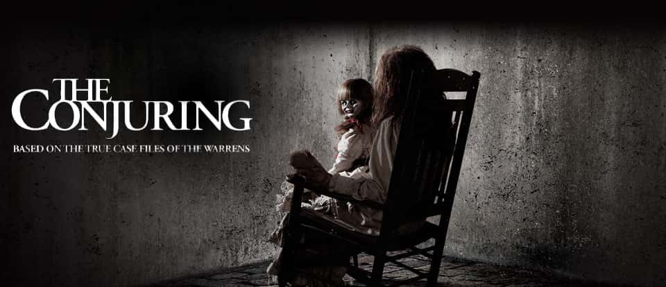 - The Conjuring - 10 Best Horror Movies To Watch On Netflix Right Now
