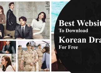 Websites to download Korean Dramas For Free