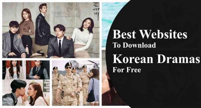 download Korean Dramas