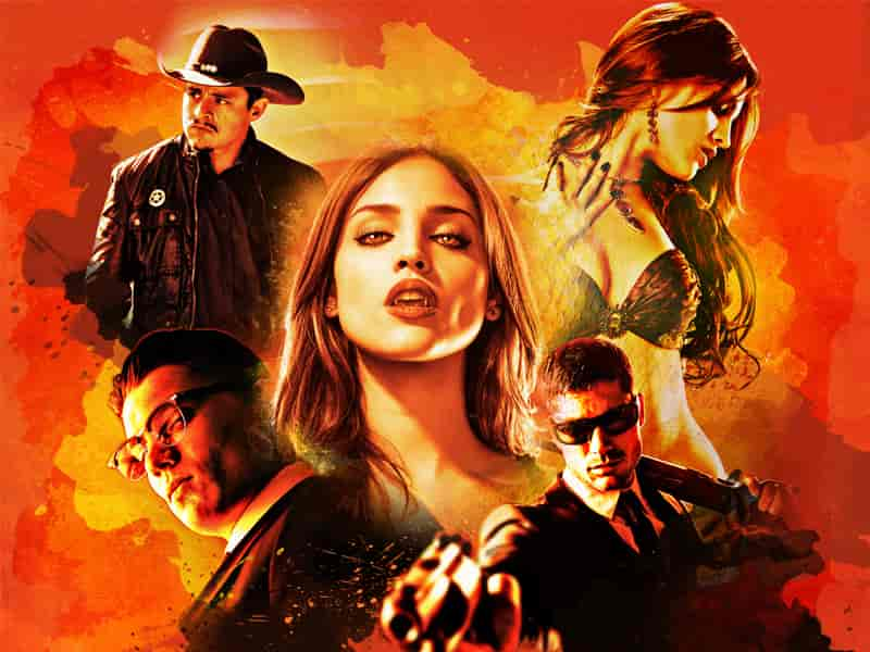 - from dusk till dawn - 10 Best Horror Movies To Watch On Netflix Right Now