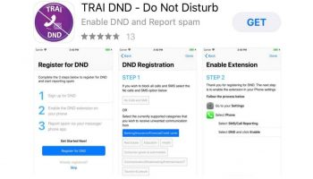 Apple quietly adds India's DND app to App Store