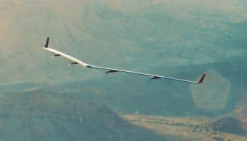 Facebook and Airbus working on solar-powered drones