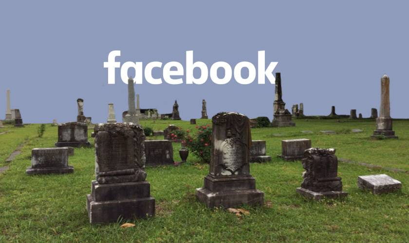 Facebook to become world's biggest virtual graveyard