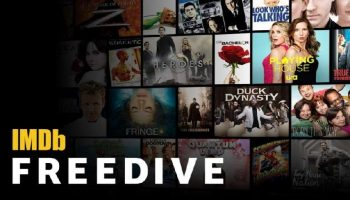 IMDb Freedive Amazon's New Streaming Service