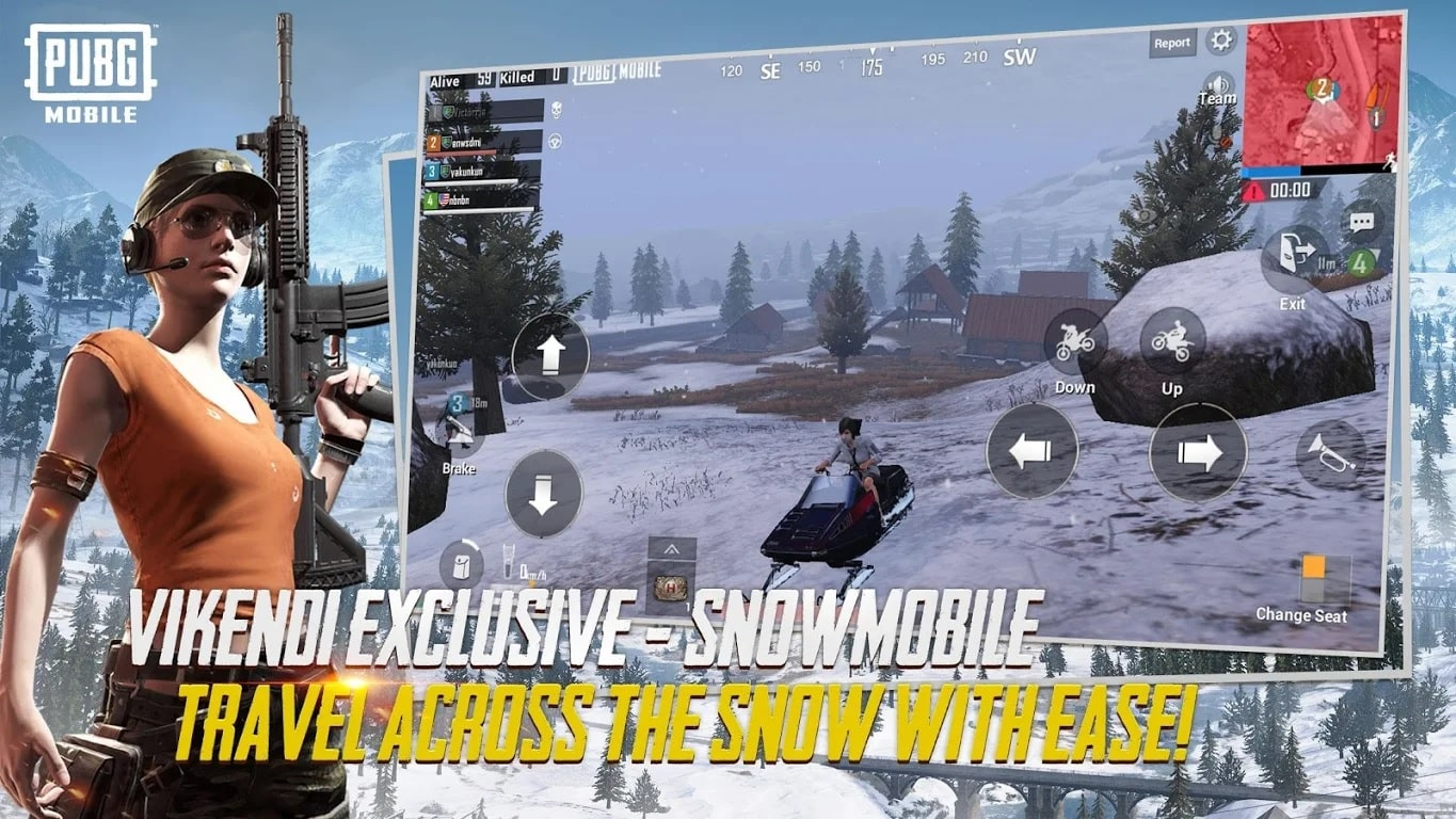 Pubg Hd Graphics Tool Apk: 10 Best Free Android Games For 2019